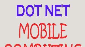 ieee 2015 dot net Mobile Computing