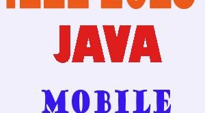 IEEE 2015 Java Mobile Computing Projects Topics List Title