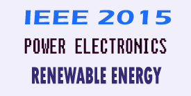 IEEE 2015 Power Electronics Renewable Energy Projects Abstract Title List Topics