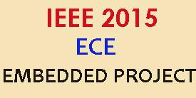 ieee 2015 ece embedded project titles