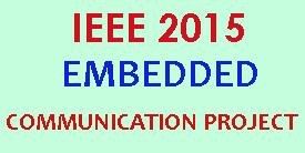IEEE 2015 Communication Abstract Title List Topics
